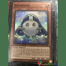 Kuribohrn - AC19-EN014 - Super Rare 1st Edition