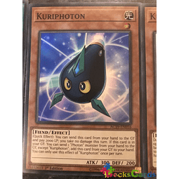Kuriphoton - AC19-EN016 - Super Rare 1st Edition