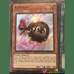 Kuribon - AC19-EN017 - Super Rare 1st Edition