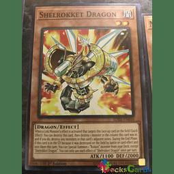 Shelrokket Dragon - SDRR-EN010 - Common 1st Edition
