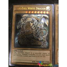 Ultimate Rare - Blue-Eyes White Dragon - YSKR-EN001 Unlimited