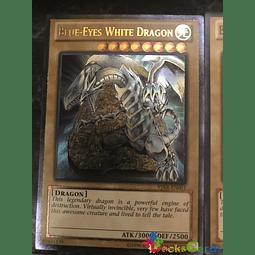 Blue-Eyes White Dragon - YSKR-EN001 Unlimited - Ultimate Rare