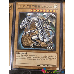 Blue-Eyes White Dragon - YSKR-EN001 - Common Unlimited