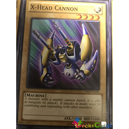 X-Head Cannon - YSKR-EN008 - Common Unlimited