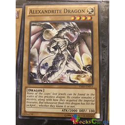 Alexandrite Dragon - YSKR-EN011 - Common Unlimited