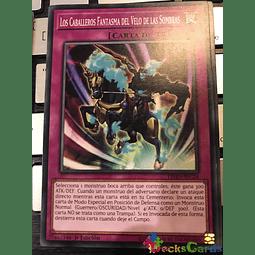 The Phantom Knights of Shadow Veil - LEHD-ENC24 - Common 1st Edition