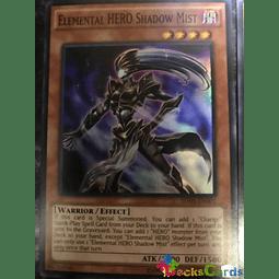 Elemental Hero Shadow Mist - SDHS-EN001 - Super Rare Unlimited