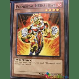Elemental Hero Heat - SDHS-EN005 - Common Unlimited