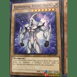 Elemental Hero Neos - SDHS-EN007 - Common Unlimited