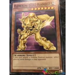 Elemental Hero Bladedge - SDHS-EN009 - Common Unlimited