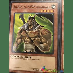 Elemental Hero Wildheart - SDHS-EN011 - Common Unlimited