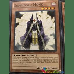 Summoner Monk - SDHS-EN017 - Common Unlimited