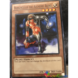 Homunculus the Alchemic Being - SDHS-EN018 - Common Unlimited
