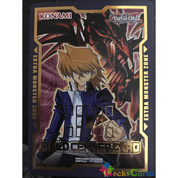 Joey Wheeler & Red-Eyes B. Dragon Field Center Card