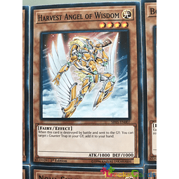Harvest Angel of Wisdom - SR05-EN007 - Common 1st Edition