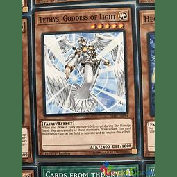 Tethys, Goddess of Light - SR05-EN014 - Common 1st Edition