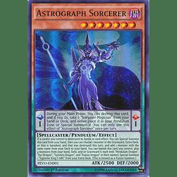 Astrograph Sorcerer - PEVO-EN001 - Ultra Rare 1st Edition