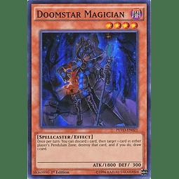 Doomstar Magician - PEVO-EN021 - Super Rare 1st Edition