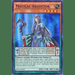 Magical Abductor - PEVO-EN029 - Super Rare 1st Edition