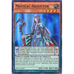 Magical Abductor - PEVO-EN029 - Super Rare 1st Edition