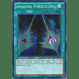 Amazing Pendulum - PEVO-EN034 - Super Rare 1st Edition
