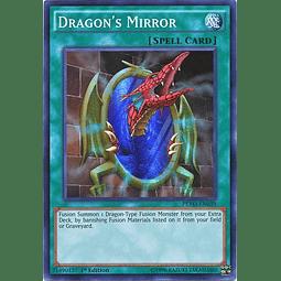 Dragon's Mirror - PEVO-EN039 - Super Rare 1st Edition