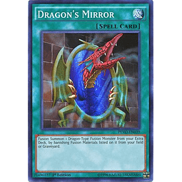 Dragon's Mirror - PEVO-EN039 - Super Rare 1st Edition