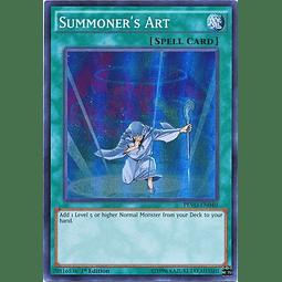 Summoner's Art - PEVO-EN040 - Super Rare 1st Edition