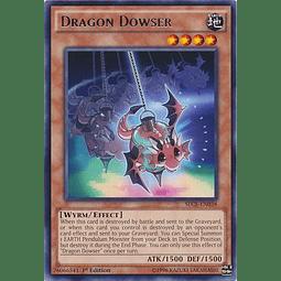 Dragon Dowser - SECE-EN038 - Rare 1st Edition