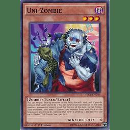 Uni-Zombie - SECE-EN040 - Common 1st Edition