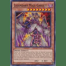Legendary Maju Garzett - SECE-EN042 - Common 1st Edition