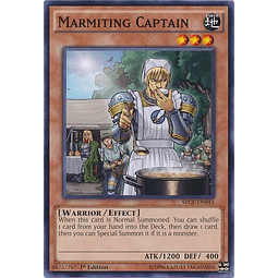 Marmiting Captain - SECE-EN043 - Common 1st Edition