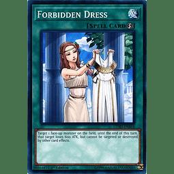Forbidden Dress - LEHD-ENB18 - Common 1st Edition
