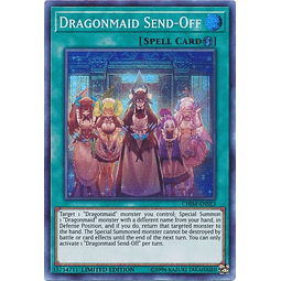 Dragonmaid Send-Off - CHIM-ENSE3 - Super Rare Limited Edition