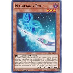 Magician's Rod - LED6-EN008 - Common 1st Edition