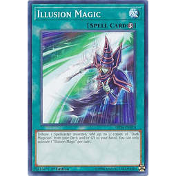 Illusion Magic - LED6-EN010 - Common 1st Edition