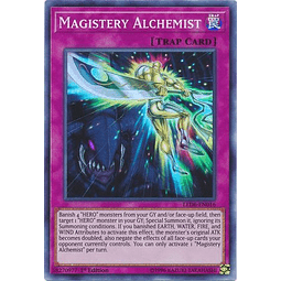 Magistery Alchemist - LED6-EN016 - Super Rare 1st Edition