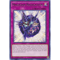 Magician Navigation - LED6-EN011 - Rare 1st Edition