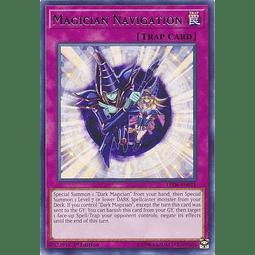 Magician Navigation - LED6-EN011 - Rare 1st Edition