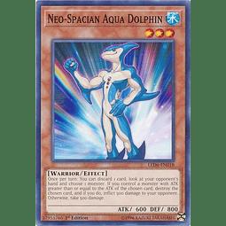 Neo-Spacian Aqua Dolphin - LED6-EN018 - Common 1st Edition