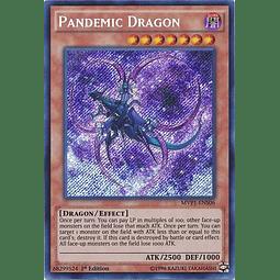 Pandemic Dragon - MVP1-ENS06 - Secret Rare 1st Edition
