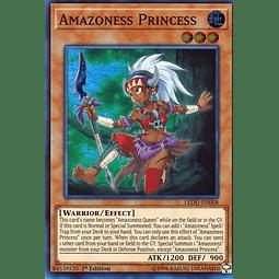 Amazoness Princess - LEDU-EN008 - Super Rare 1st Edition