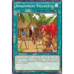 Amazoness Village - LEDU-EN014 - Common 1st Edition