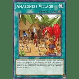 Amazoness Village - LEDU-EN014 - Common 1st Edition