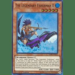 The Legendary Fisherman II - LEDU-EN015 - Super Rare 1st Edition