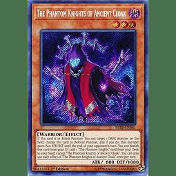 The Phantom Knights of Ancient Cloak - BLRR-EN061 - Secret Rare 1st Edition