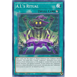 A.I.'s Ritual - IGAS-EN054 - Common 1st Edition
