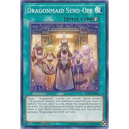 Dragonmaid Send-Off - IGAS-EN064 - Common 1st Edition