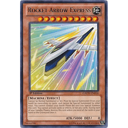 Rocket Arrow Express - GAOV-EN016 - Rare 1st Edition