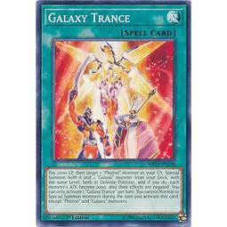 Galaxy Trance - MP19-EN198 - Common 1st Edition